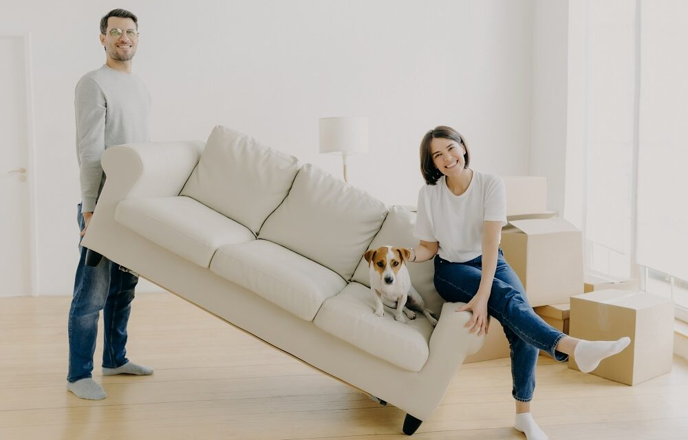 11 Tips for Moving Heavy Furniture